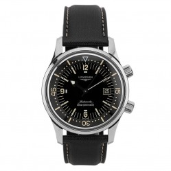 Pre-Owned Longines Heritage Legend Divers Watch 4410106