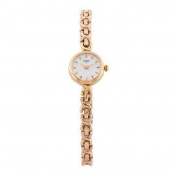 Pre-Owned Rotary Gold Plated Bracelet Watch F606067(451)