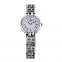 Pre-Owned Rotary Silver Bracelet Watch B511620(444)