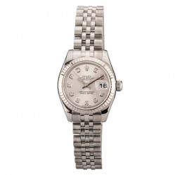 Pre-Owned Rolex Ladies Oyster Perpetual Datejust Watch 4411004