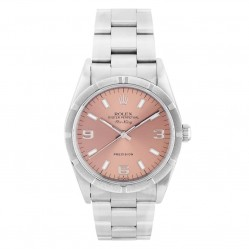 Rolex Mens Oyster Perpetual Air-King Watch 14000 - Year 1993