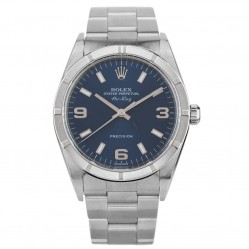 Rolex Mens Oyster Perpetual Air King Watch 14010M - Year 2002