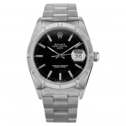 Rolex Mens Oyster Perpetual Datejust Watch 15210 - Year 1997