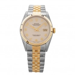 Pre-Owned Rolex Mens Oyster Perpetual Datejust Watch 16233 - 1994