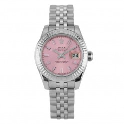 Pre-Owned Rolex Ladies Oyster Perpetual Datejust Watch 179174 - Year 2015