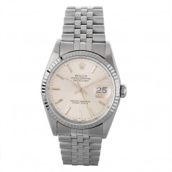 Pre-Owned Rolex Oyster Perpetual Datejust Watch 16234 (H511071)