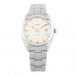 Pre-Owned Rolex Mens Oysterdate Precision Watch 6694
