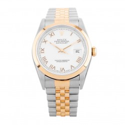 Pre-Owned Rolex Mens Oyster Perpetual Datejust Watch 16203
