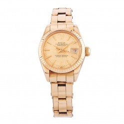 Pre-Owned Rolex Ladies Oyster Perpetual Datejust Watch 6917 - Year 1978