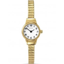 Sekonda Ladies Gold Plated Expandable Watch 4474