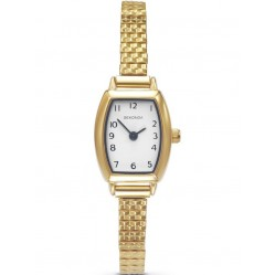 Sekonda Ladies Gold Plated Expandable Watch 4476