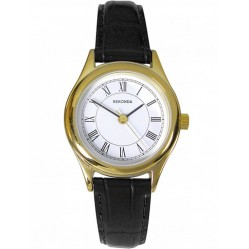 Sekonda Ladies Gold Plated Strap Watch 4495