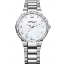 Swarovski Ladies City White Watch 5181635