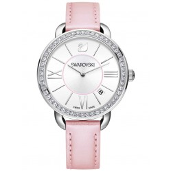 Swarovski Ladies Aila Day Light Pink Watch 5182189