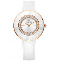 Swarovski Ladies Octea Dressy White Watch 5182265