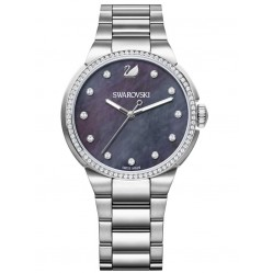 Swarovski Ladies City Grey Watch 5205990