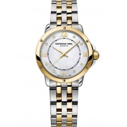 Raymond Weil Ladies Two Toned Watch 5391-STP 00995
