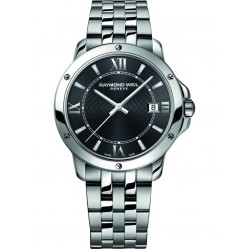 Raymond Weil Mens Tango Stainless Steel Bracelet Watch 5591-ST-00607