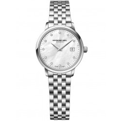 Raymond Weil Ladies Toccata Watch 5988-ST-97081