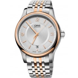 Oris Mens Classic Watch 733-7578-4331-07B