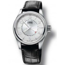 Oris Mens Big Crown Pointer Date Bracelet Watch 754-7679-4061-07B