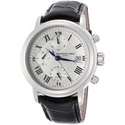 Raymond Weil Mens Maestro Watch 7737-STC-00659