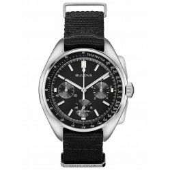 Bulova Mens Lunar Pilot Chronograph Watch 96A225