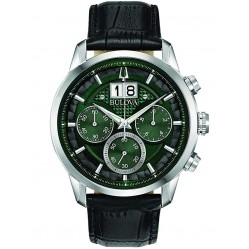 Bulova Mens Sutton Watch 96B310