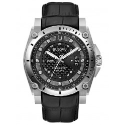 Bulova Mens Precisionist Diamond Watch 96D147