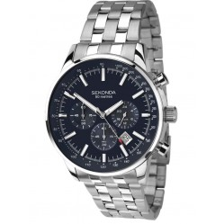 Sekonda Mens Chronograph Watch 1008