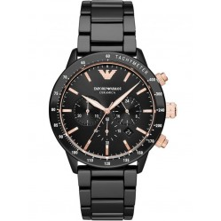 Emporio Armani Mens Mario Watch AR70002