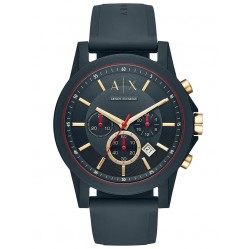 Armani Exchange Ladies Outer Banks Chrono Watch AX1335