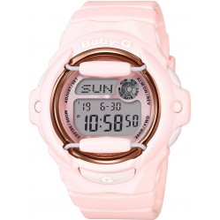 Casio Ladies Baby G Watch BG-169G-4BER