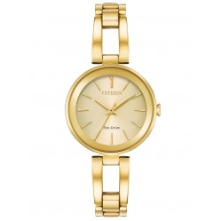 Citizen Ladies Eco Drive Silhouette Watch EM0638-50P