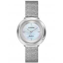 Citizen Ladies Eco Drive L Ambiluna Watch EM0640-58D