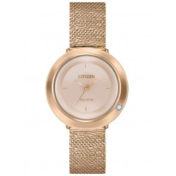 Citizen Ladies Eco Drive L Ambiluna Watch EM0643-50X