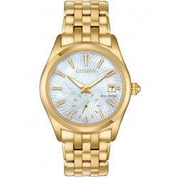 Citizen Ladies Eco Drive Watch EV1032-51D