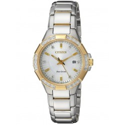 Citizen Ladies Eco Drive Riva Watch EW2464-55A