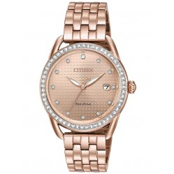 Citizen Ladies Eco Drive LTR Watch FE6113-57X