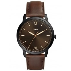 Fossil Mens Minimalist Strap Watch FS5551