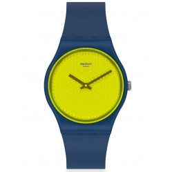 Swatch Yellowpusher Watch GN266