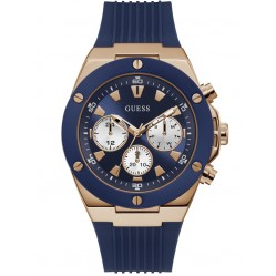 Guess Mens Poseidon Watch GW0057G2