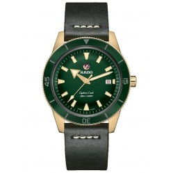 Rado Mens Captain Cook Strap Watch R32504315