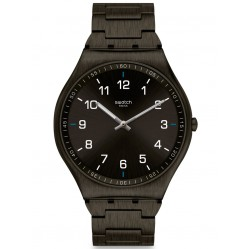 Swatch Mens Skinsuit Watch SS07B100G