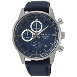 Seiko Mens Chronograph Watch SSB333P1