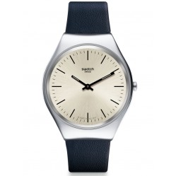 Swatch Mens Skinazul Watch SYXS115