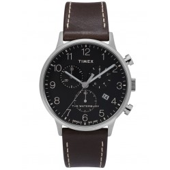 Timex Mens Waterbury Watch TW2T28200