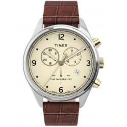 Timex Mens Waterbury Watch TW2U04500