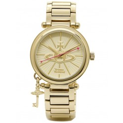 Vivienne Westwood Ladies Kensington Watch VV006KGD