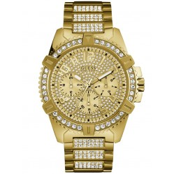 Guess Mens Frontier Watch W0799G2